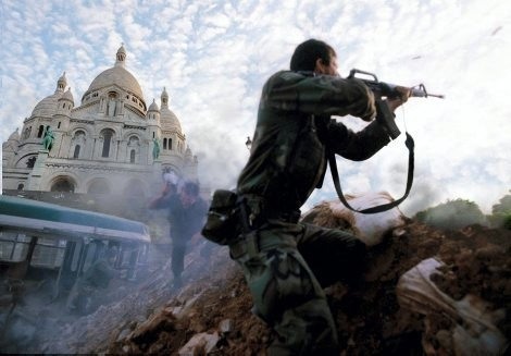 L'expo de la semaine : « Peurs sur la ville » à la Monnaie de Paris